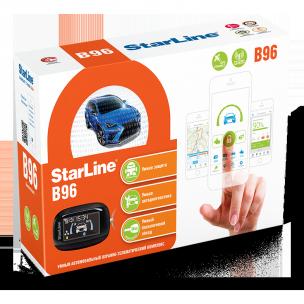 Автосигнализация StarLine B96 BT 2CAN+2LIN GSM-GPS