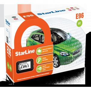 Автосигнализация StarLine E96 BT 2CAN+2LIN