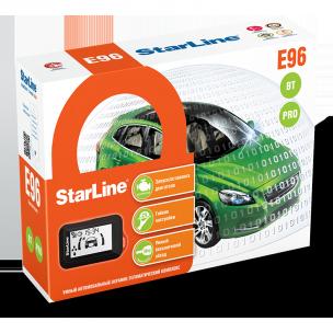 Автосигнализация StarLine E96 BT 2CAN+2LIN PRO