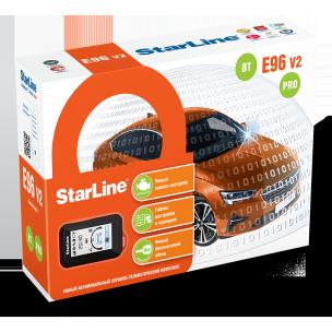 Автосигнализация StarLine E96 V2 BT 2CAN+4LIN PRO